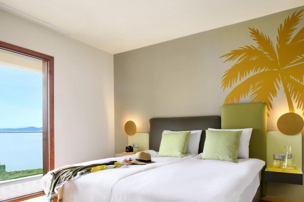 Comfort Δίκλινο Δωμάτιο με Πανοραμική Θέα στην Θάλασσα